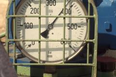 misura trazione tiranti 380 atmosfere